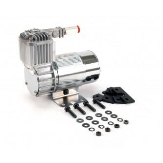 100C Chrome Compressor Kit w/ Omega Style Mounting Bracket 10016 Viair