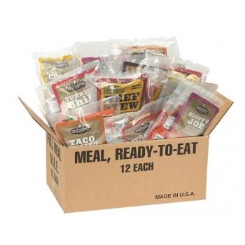 MRE Individual 1 Pack Meal