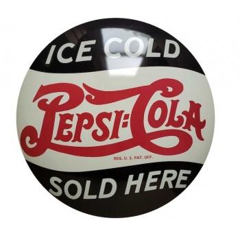15'' Tin Sign Pepsi