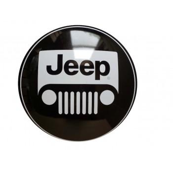 15'' Tin Sign Jeep