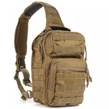 Rover Sling Backpack Coyote Brown