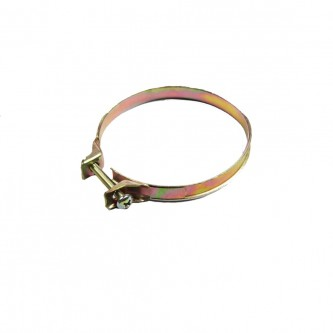 17737.03 Omix-ADA Air Horn To Carb Hose Clamp For MB, GPW, CJ2A, CJ3A, M38, With 134Ci