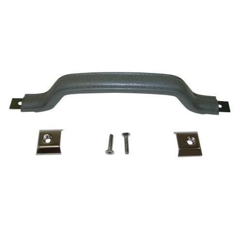 Gray Interior Door Handle Pull Kit for Jeep Wrangler YJ 1987-199511816.09