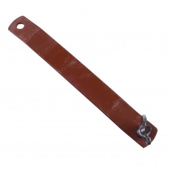 Omix-ADA 12021.93 BATTERY HOLD DOWN STRAP TO FENDER WILLYS MB & FORD GPW 41-45