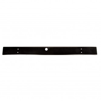 Bumper, Front, Factory Style; 45-49 Willys CJ-2A