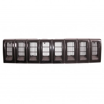 Grille Insert Black for Jeep Grand Cherokee 1993-1995 ZJ 12037.13 Omix-ADA