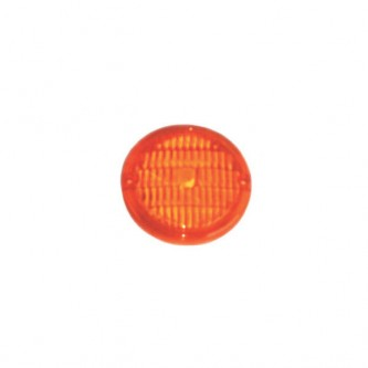 Park Lamp Lens Amber Left or Right for Jeep CJ 1976-1986 12405.09 Omix-ADA