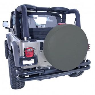 Spare Tire Cover, 27-29 Inch, Black Diamond