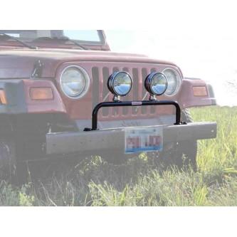 Front Grille Guard / Light Bar for Jeep Wrangler TJ 1997-06 J0029546 Steinjager