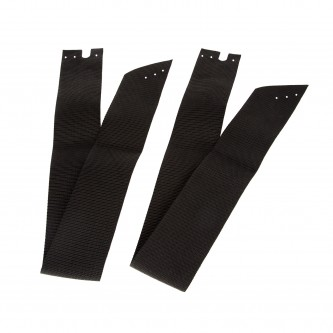 Soft Top Strap Kit, Front Bow to Rear Bow; 97-06 Jeep Wrangler TJ