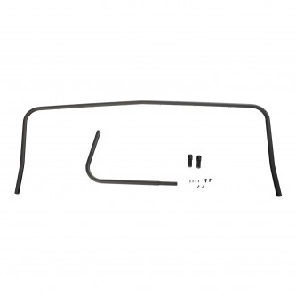 Rear Soft Top Bow Set With Knuckles For Jeep Wrangler TJ 1997-2006 Omix-Ada 13510.84