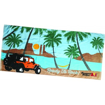 14230.01 Rugged Ridge Beach Towel