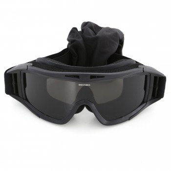 Interchangeable Lens Protective Trail Goggles  Smittybilt 1504