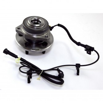 Omix-ADA 16705.12  Wheel Hub Assembly (Front), With 4 Wheel Disc & ABS, Right, 2002-2007 Liberty