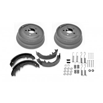Omix-Ada 16765.01 Front and Rear Drum Brake Kit