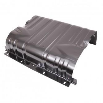 Gas Tank Skid Plate fits: Jeep CJ Wrangler YJ 1976-1990  15 Gallon  17721.01 Omix-Ada