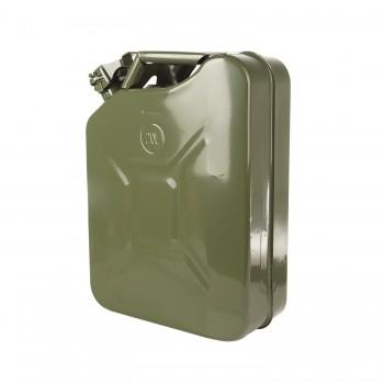 Green 20L 5.2 Gallon Jerry Can Rugged Ridge 17722.30