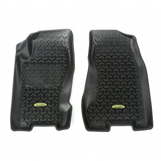 Outland Black Front Floor Liner Pair for Jeep Grand Cherokee WJ 99-04 391292027