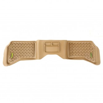 Outland 398395310 Tan Second Row Floor Liner For Select Dodge Ram, Ram 1500, 2500 and 3500 Models