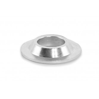 MCW-7, Rod End Spacers, Plated Steel, 7/16 Bore, 0.220 Thick Washer Style