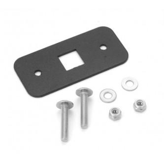 Throttle Cable Bracket, Fiberglass Body, Universal Jeep application