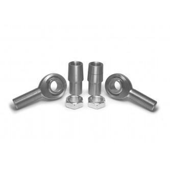 MXM-8: 1.125 OD x 0.095 W , Rod End Kits, Rod Ends, Bungs, Nuts, 1/2-20, Bungs fit 1.125 OD x 0.095 W