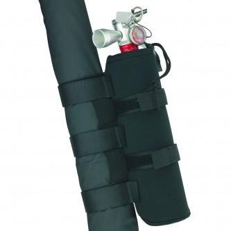 Sports Bar Mounted Fire Extinguisher Holder for Jeep Wrangler CJ YJ TJ JK 769540