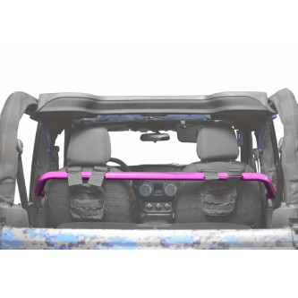 Jeep Wrangler JK, 2007-2018, Front Harness Bar Kit.  Pinky.  2 Door Only.  Made in the USA.