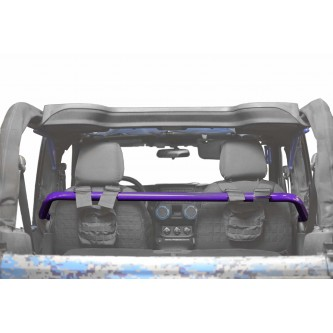 Jeep Wrangler JK, 2007-2018, Front Harness Bar Kit.  Sinbad Purple.  2 Door Only.  Made in the USA.