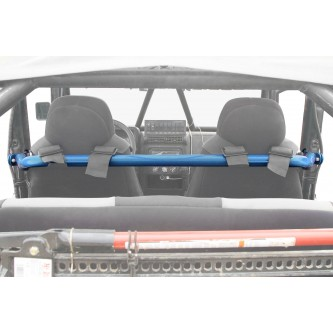Jeep TJ, 1997-2006, Harness Bar Kit. Playboy Blue.  Made in the USA.