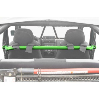 Jeep TJ, 1997-2006, Harness Bar Kit. Neon Green.  Made in the USA.