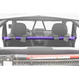 Jeep TJ, 1997-2006, Harness Bar Kit. Sinbad Purple.  Made in the USA.