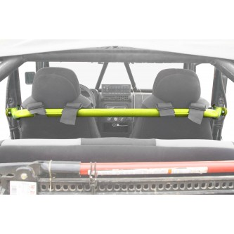 Jeep TJ, 1997-2006, Harness Bar Kit. Neon Yellow.  Made in the USA.