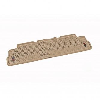 83951.12 Rugged Ridge Rear Tan Floor Liner For 07-12 GM Arcadia/Traverse/Enclave