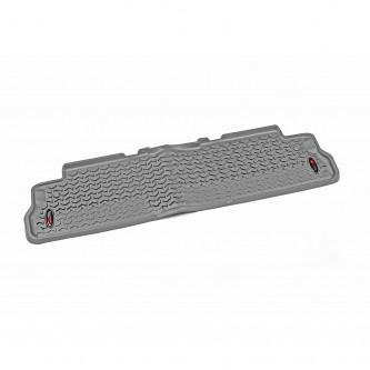 84951.12 Rugged Ridge Rear Gray All Terrain Floor Liner For 07-12 GM Arcadia/Traverse/Enclave