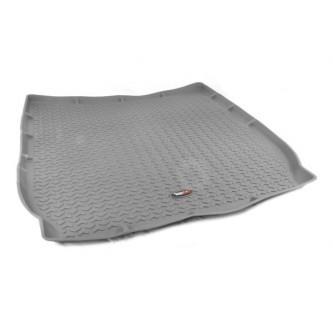 84971.10 Rugged Ridge Floor Liner, Cargo, Grey, 2008-2012 Buick Enclave, 2009-2012 Chevrolet Travers