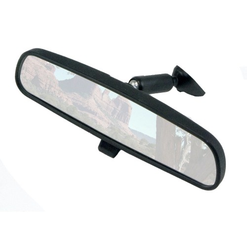 Rear View Mirror Replacement for Jeep CJ Wrangler TJ  1972-2002  12020.03