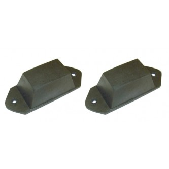Axle Bumper for Jeep MB Willys CJ Truck Jeepster Station Wagon 18270.11 Omix-ADA. 2 Pack