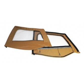 Upper Door Skins Spice Jeep Wrangler YJ 1987-1995 DS10037 Rough Trail