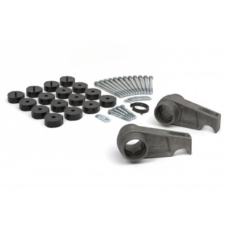 Daystar Suspension Systems Suspension / Body Lift Combo Kit: 2