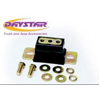 Daystar Polyurethane Transmission Mount 4.0 Liter Only (Except Peugeot Transmission)(see Diagram), 84-01 Jeep XJ Transmission Mount (Will Not Fit Peugeot Transmission)