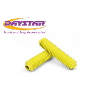 Daystar Shock Boots Pair Full Size Shock Boots with Zip Ties in