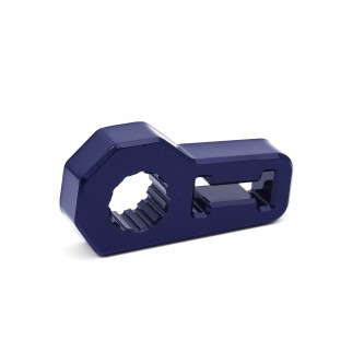 Daystar Jack Accessories JACK HANDLE ISOLATOR; BLUE, JACK ISOLATOR; BLUE