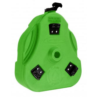 Daystar Cam Can Cam Can Trail Box; Bright Green (Cam Can Only), Cam Can Trail Box; Storage Container; Bright Green