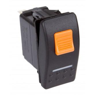 Daystar Electrical Accessories Universal Illuminated Locking Rocker Switch, Universal Illuminated Locking Rocker Switch
