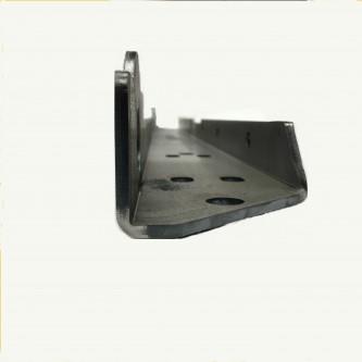 RFP7686- M.O.R.E. Rear Frame Reinforcing Plate Jeep CJ 1976-1986