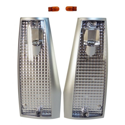 Side Marker Light Kit for Jeep Cherokee XJ Comanche MJ 84-96 RT28027 Clear