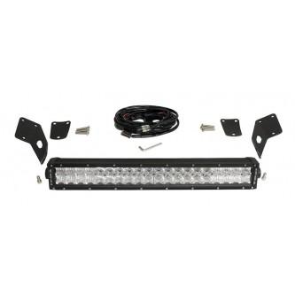 LED Light Bar & Hood Bracket Kit