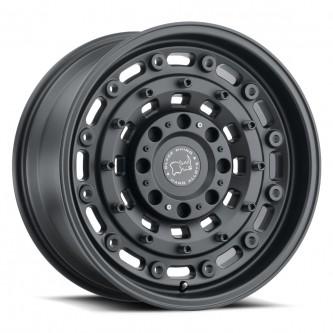 Black Rhino Arsenal 17x9.5 5/139.7 Et00 Cb78.1 Textured Matte Black Wheel