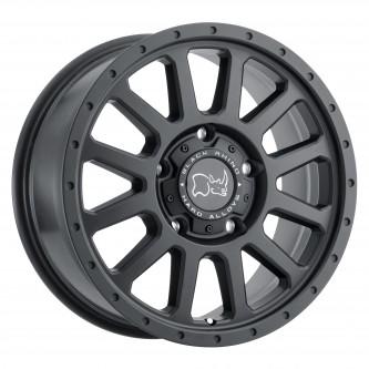Black Rhino Havasu 17x7.5 6/139.7 Et35 Cb112.1 Matte Black Wheel